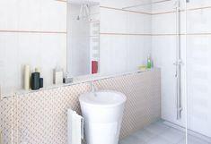 Attirant Dinamikus Mintázat A Csempén   Fürdő / WC ötletek, Modern Stílusban