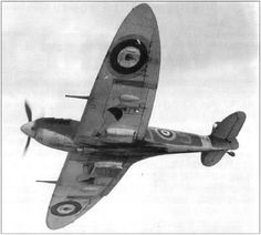An Mk Vb Spitfire similar to that flown by the RAAF in the European theatre during WWII. This particular aircraft was built as a Mk I and later modified to the Mk V standard. Ww2 Aircraft, Fighter Aircraft, Military Aircraft, Fighter Jets, Aircraft Photos, Drones, Spitfire Airplane, Supermarine Spitfire, Ww2 Spitfire