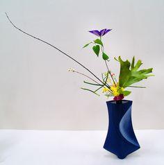 IKEBANA, Ikenobo flower arrangement