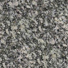 Grey Granite Countertops With White Cabinets | Grey Pearl Granite