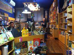 Pangea, Padova: un po' libri di varia, un po' letteratura per ragazzi, non ha paura di internet #Indiepercui