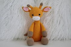 Amigurumi Giraffe Lisa | Etsy Amigurumi Giraffe, Lisa, Tweety, Baby, Handmade, Fictional Characters, Kids, Hand Made, Newborns