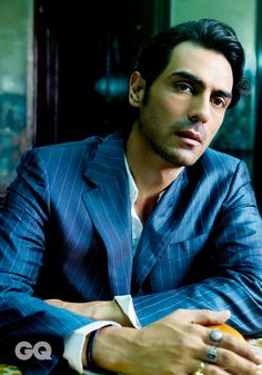 Arjun Rampal Photos - The unusual world of Arjun Rampal | GQ India