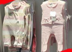 Diferentes estilos en pijamas y conjuntos para completar el ropero de tu pequeña. Encuentra más modelos en www.travesuras.com.co