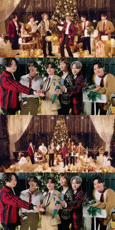 Foto Bts, Bts Jungkook, Bts Christmas, Die Beatles, K Wallpaper, Bts Group Photos, Bts Aesthetic Pictures, Bts Playlist, Billboard Music Awards