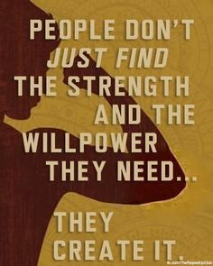 Create within yourself the strength and power to pursue your goals! Good Morning!  #PushYourself #Strength #NeverGiveUp