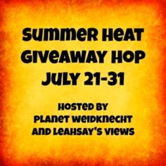 Enter To #Win $25 Paypal In The Summer Heat Giveaway Hop!