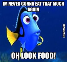 Oh how I relate to sweet Dory!