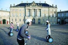 Copenhagen 2-Hour Guided Segway Tour with Live Commentary, Copenhagen