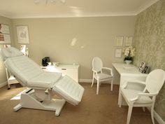 semi permanent treatment room.at home - Google Search