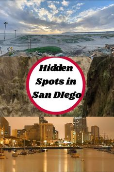 Usa Travel Guide, Travel Usa, Travel Tips, Cool Places To Visit, Places To Go, Hidden Places, San Diego Travel, San Diego Trip, San Diego City