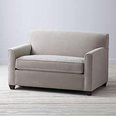 Sofa, So Good Twin Sleeper $1,199 at Land of Nod