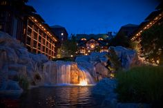 Fantastic place to spend your time at Disney. Absolutely beautiful. Wilderness Lodge Beauty