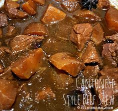 We are the DinoFamily 我們是恐龍家族: Cantonese Style Beef Stew Family Life, Chicken Wings, Stew, Singapore, Foodies, Dishes, Meat, Baking, Breakfast