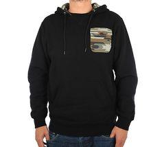 Vans - 40TH Parallel Jacket black / native camo