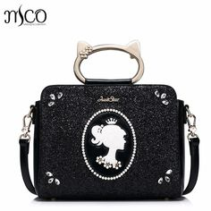 Uniquely Beautiful Cat Fashion Designed Handbag for Woman @iLoveCatty