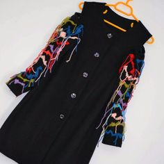 Love Embroidered / SpringCollection Miss No / Dress the difference