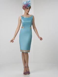 vestido de fiesta, Madison Diseño  http://www.grupo-madison.com