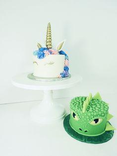 Dinosaur Birthday Cakes, Dinosaur Cake, Dragon Birthday, 9th Birthday, Cupcakes, Cupcake Cakes, Shoe Cakes, Dino Cake, Dragon Cakes