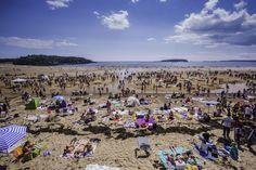 Make the most of summer at New River Beach Provincial Park | Fundy Coast, New Brunswick #ExploreNB