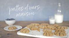 Pattes d'ours - Cuisine futée, parents pressés Cookie Recipes, Snack Recipes, Snacks, Toddler Meals, Kids Meals, Quebec, Desserts With Biscuits, Cooking Cookies, Good Food