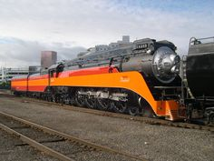 #Steam Engine #Steam Locomotives #Streamliners Southern Pacific