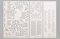 OSCAR MAIA — Síntese Ativa Text Layout, Print Layout, Book Layout, Layout Design, Pub Design, Book Design, Cover Design, Graphic Design Print, Graphic Design Typography