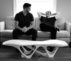 Slicelab shows Delicate Density Table in 3D printed concrete Printed Concrete, Compressive Strength, Concrete Forms, Mold Making, Design Development, Tech News, 3d Printing, Delicate, Table