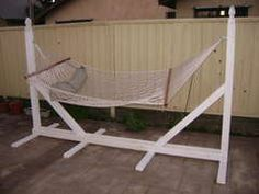 10 DIY Hammock Stand Ideas That You Can Make This Weekend   Diy ...