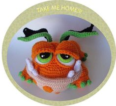Looking for your next project? You're going to love Fat Baby Dragon or Frog Crochet Pattern by designer Peggytoes.