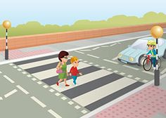 Back to school for many parents now moving into September. Stay safe on the roads and remember the green cross code when walking with children.