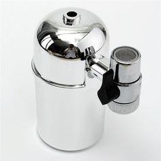 물 필터 정수기 가정용 주방 건강 하이테크 활성탄 탭 수도꼭지 물 필터 정수기 마시는