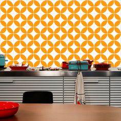 www.lurca.com.br/ // Lurca Azulejos - Coleção Modelo Mito Amarelo // Lurca Tiles - Collection Mito Yellow Model #azulejos #azulejosdecorados #revestimentos #arquitetura #interiores #decor #design #sala #reforma #decoracao #geometria #casa #ceramica #architecture #decoration #decorate #style #home #homedecor #tiles #ceramictiles #homemade
