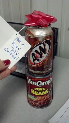Cutest gag gift ever! Birthday, Christmas or ? just change wording on the gift tag.