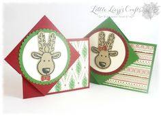 Twist Turn Card Cookie Cutter Ausgestochen Weihnachtlich