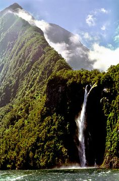 Milford Sound. New Zeland