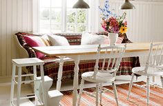 Romance mixed with ethno and folk - Sörmlandsleden Croft inspires! - Comfortable home