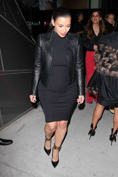 Kim Kardashian  Leaving the Mario Testino's Gallery opening in West Hollywood February 23 2013
