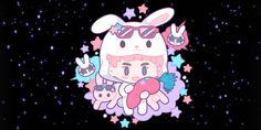 Suho Exo, Chanyeol, Fan Art, Chibi, Minnie Mouse, Disney Characters, Fictional Characters, Entertaining, Cartoon