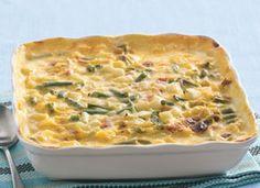Creamy Ham & Potato Casserole