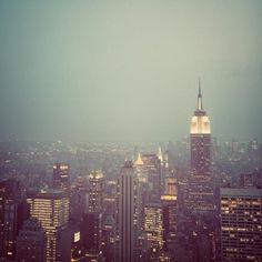 Melissa Mercier via A room with a view