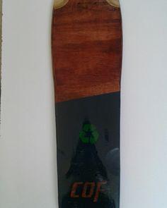 Cruiser COF longboard