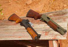 Remington 870 SBS. Want...