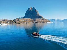Zodiac-Exkursionen und Landgänge in Grönland Corinthian, Trip Planning, How To Plan, Water, Outdoor, Travel, World, Viajes, Water Water