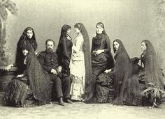 Hair of the Seven Sutherland Sisters