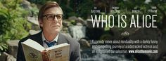 Who is Alice. Comedy movie about nonduality. #philosophy #advaita www.alicethemovie.com