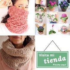 Patrones de punto y ganchillo Crochet Necklace, Alice, Kimono, Craft, Pickup Lines, Crochet Cactus, Crochet Hooks, Chain Stitch, Amigurumi Patterns
