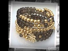 #semanarios chapa de oro ... Lo de hoy! www.dalmirdesign.com - YouTube Youtube, Bracelets, Jewelry, Fashion, Gold, Bangle Bracelets, Accessories, Sheet Metal, Moda