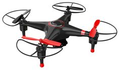 Kids may love the latest and contemporary gadget or toys. Kids may enjoy the rc (radio controlled) cars, helicopters and planes started around 80's. Now, the advanced technology proves that we can have the newest generation of a rc drones for playing games, taking beautiful shoot from the air, and even simply for a fun. The toy drones come in many shapes, sizes and types. Giving the drone for kids can be a great idea that give them much pleasure.