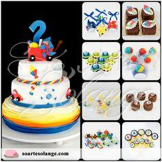Bolo Decorado, Cake Pop's, Chocobolos, CupCakes, Doces Decorados, Doces Temáticos, Pão de Mel, Personalizados e Pirulitos - Brinquedos / Toys